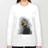 durarara Long Sleeve T-shirts featuring Celty by notneds