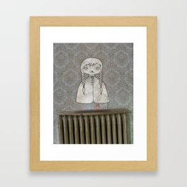 Ghost no. 1 Framed Art Print