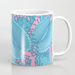 Free hugs (Venus Flytrap on pink) Coffee Mug