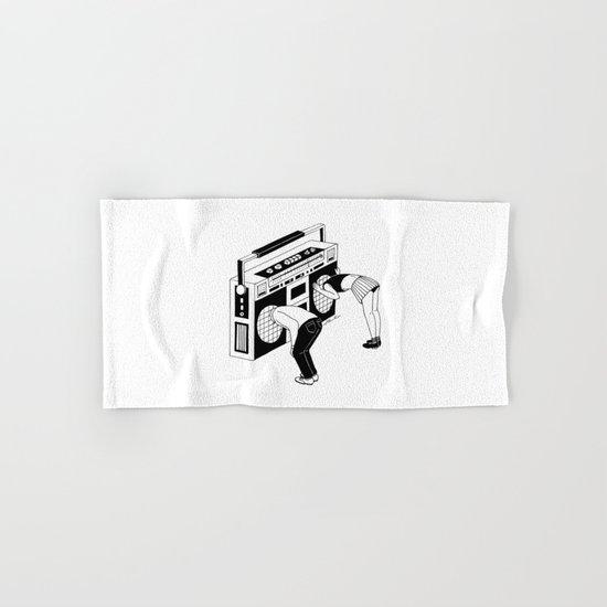 Radiohead Hand & Bath Towel