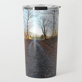 Forest in the Fall Travel Mug