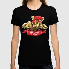 Funny lucha libre nacho shirt - Cinco de mayo T-shirt