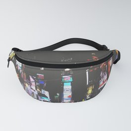 Evening Glow - Times Square Fanny Pack
