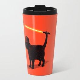 Cat Vader Travel Mug