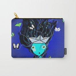 Locura de Mariposas Carry-All Pouch