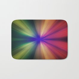 Spectral Flash Bath Mat