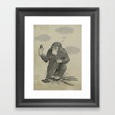 Precocious Framed Art Print