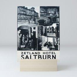 cartellone Saltburn-by-the-Sea Mini Art Print