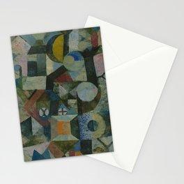 Half-Moon Stationery Cards