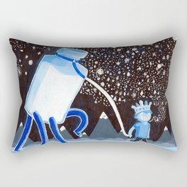 the MilkMan Rectangular Pillow