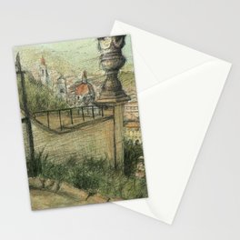 Italian Garden Stationery Cards