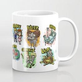 Zodiaque Coffee Mug