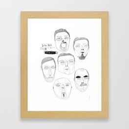 F R E S S E  1 Framed Art Print
