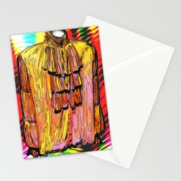 THE PUFFY SHIRT REMIX Stationery Cards