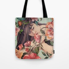 Steal Blossom Tote Bag