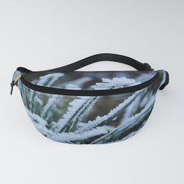 Frosted Grass Fanny Pack
