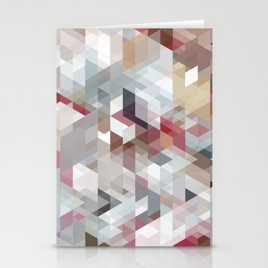 Chameleonic Panelscape Jacopo Stationery Cards