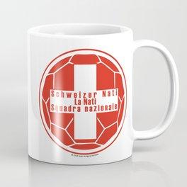 Switzerland Schweizer Nati, La Nati, Squadra nazionale ~Group E~ Coffee Mug
