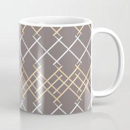 Drumsticks it to Me Grey  Coffee Mug