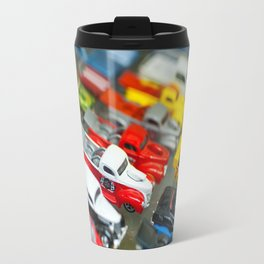 Collection of toy cars Travel Mug