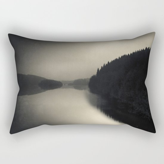 Treacherous Waters Rectangular Pillow