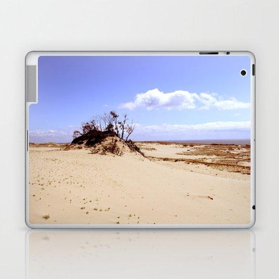dust in the wind Laptop & iPad Skin