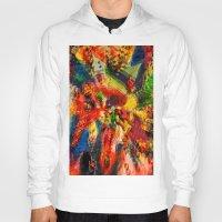 psychedelic Hoodies featuring Psychedelic. by Vanessa Furtado