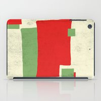 square iPad Cases featuring Square by Difilippo