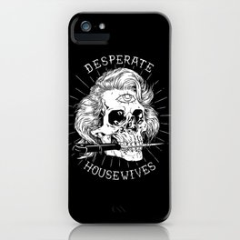 Desperate Housewives iPhone Case