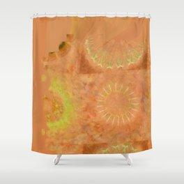 Lunular Balance Flowers  ID:16165-051446-23480 Shower Curtain