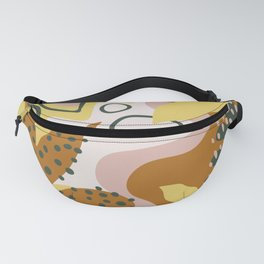 Floral Magic II Fanny Pack
