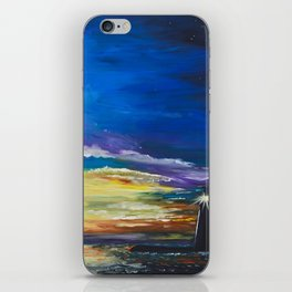 Lighthouse Strong iPhone Skin