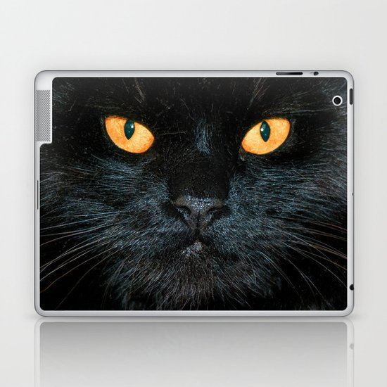 BLACK MAGIC Laptop & iPad Skin