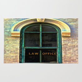 Law Office Rug