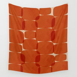 Abstraction_COLOR_ROCKS_Minimalism_003 Wall Tapestry