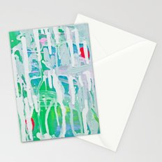Pool Reflection Stationery Cards