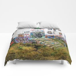 Trap House Comforters