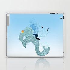 surfing 4 Laptop & iPad Skin