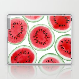 Watermelon slices pattern Laptop & iPad Skin