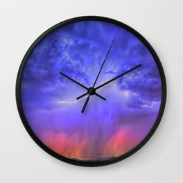 Keeper of the Flame Wall Clock