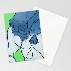 Bull Sheet Stationery Cards