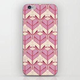 Origami Heart iPhone Skin