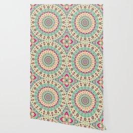 AFE Flower Mandala Wallpaper