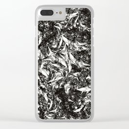 Traveling Wildwood Clear iPhone Case