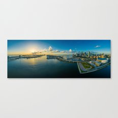 Miami Florida Canvas Print