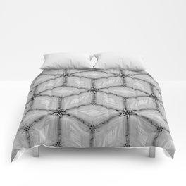 GRAY TILES Comforters