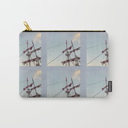 Here Be Pirates Carry-All Pouch