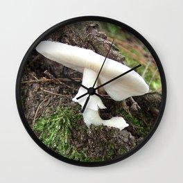 Mushroom C Wall Clock