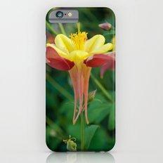 Floating Flower iPhone 6 Slim Case