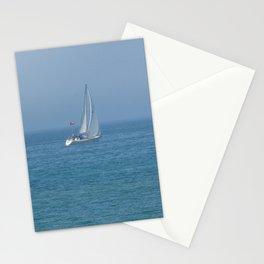 Sailing Lake Huron  Stationery Cards